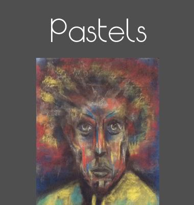 Les tableaux au pastel de Théo Munch