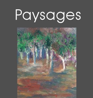 Les paysages de Théo Munch