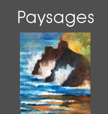 Les peintures à l'huile de Théo Munch